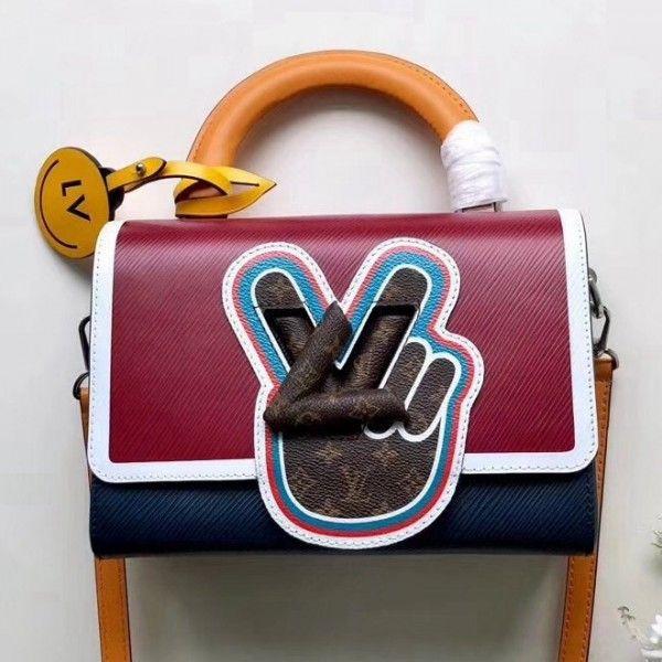 19d04c90ed1e Image result for louis vuitton peace sign bag