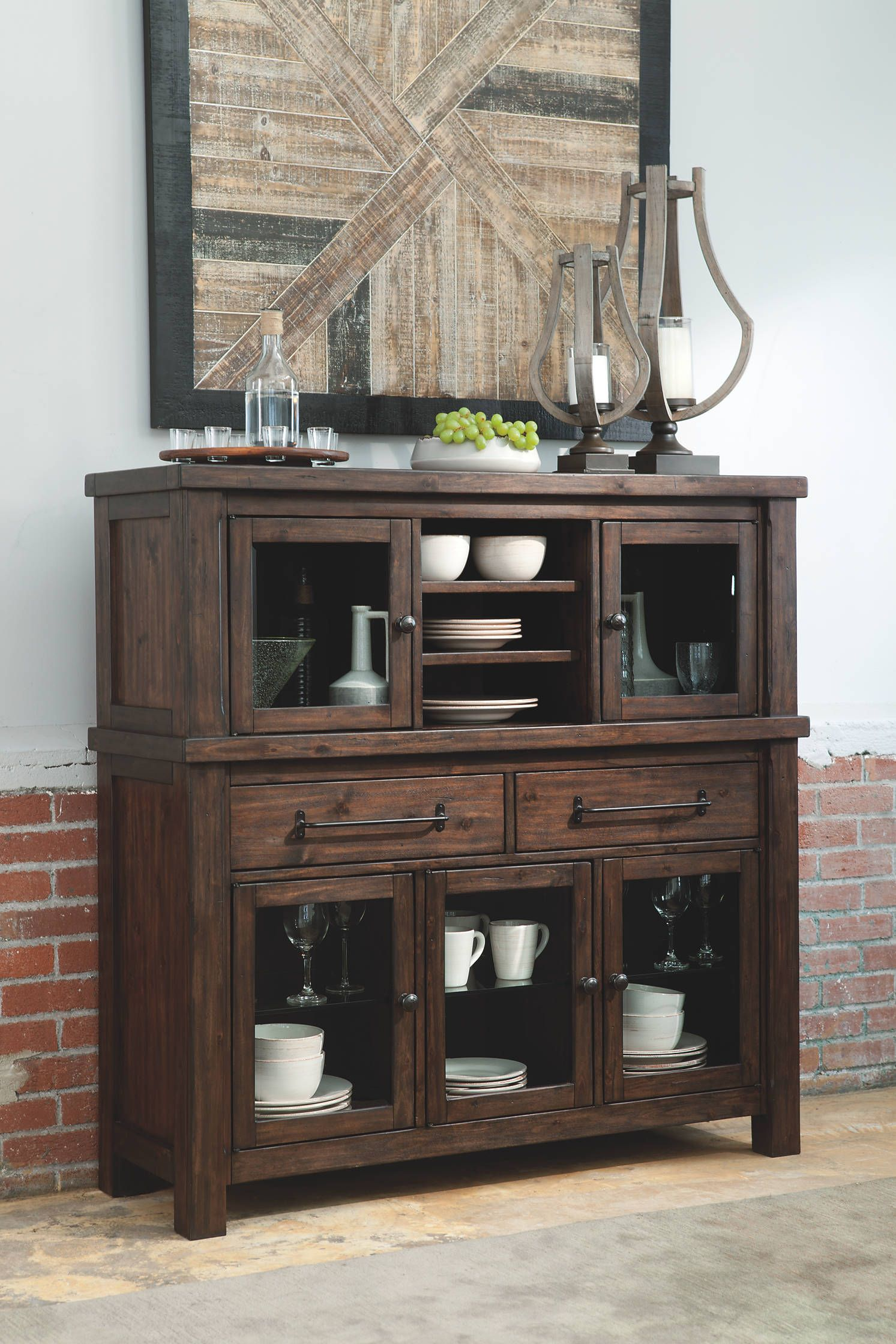 Dining Room Server By Millennium Starmore Ashley Furniture