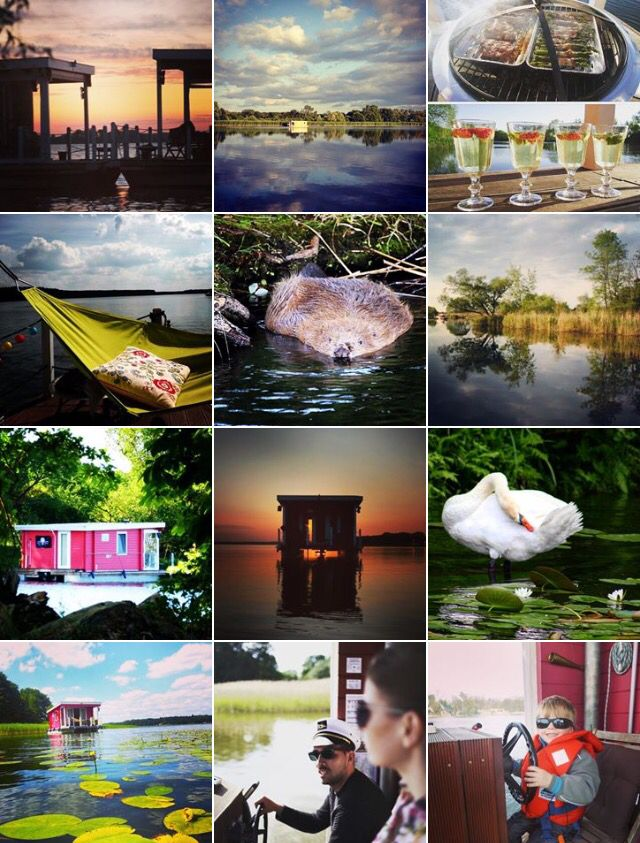 Bunbo - Urlaubsimpressionen #Bunbo #Hausboot mieten #Outdoor #Natur #Brandenburg…