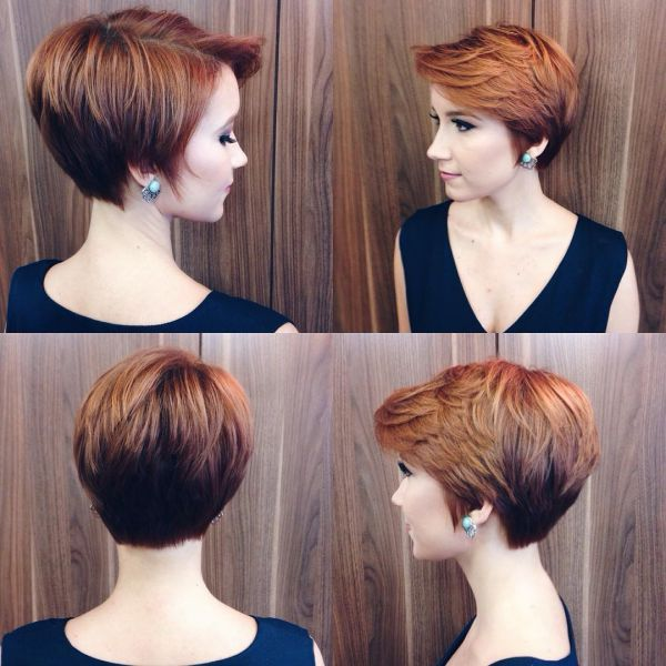 Frisuren Frauen 2016 Kurz Frauen Frisuren Frisur Hair Short