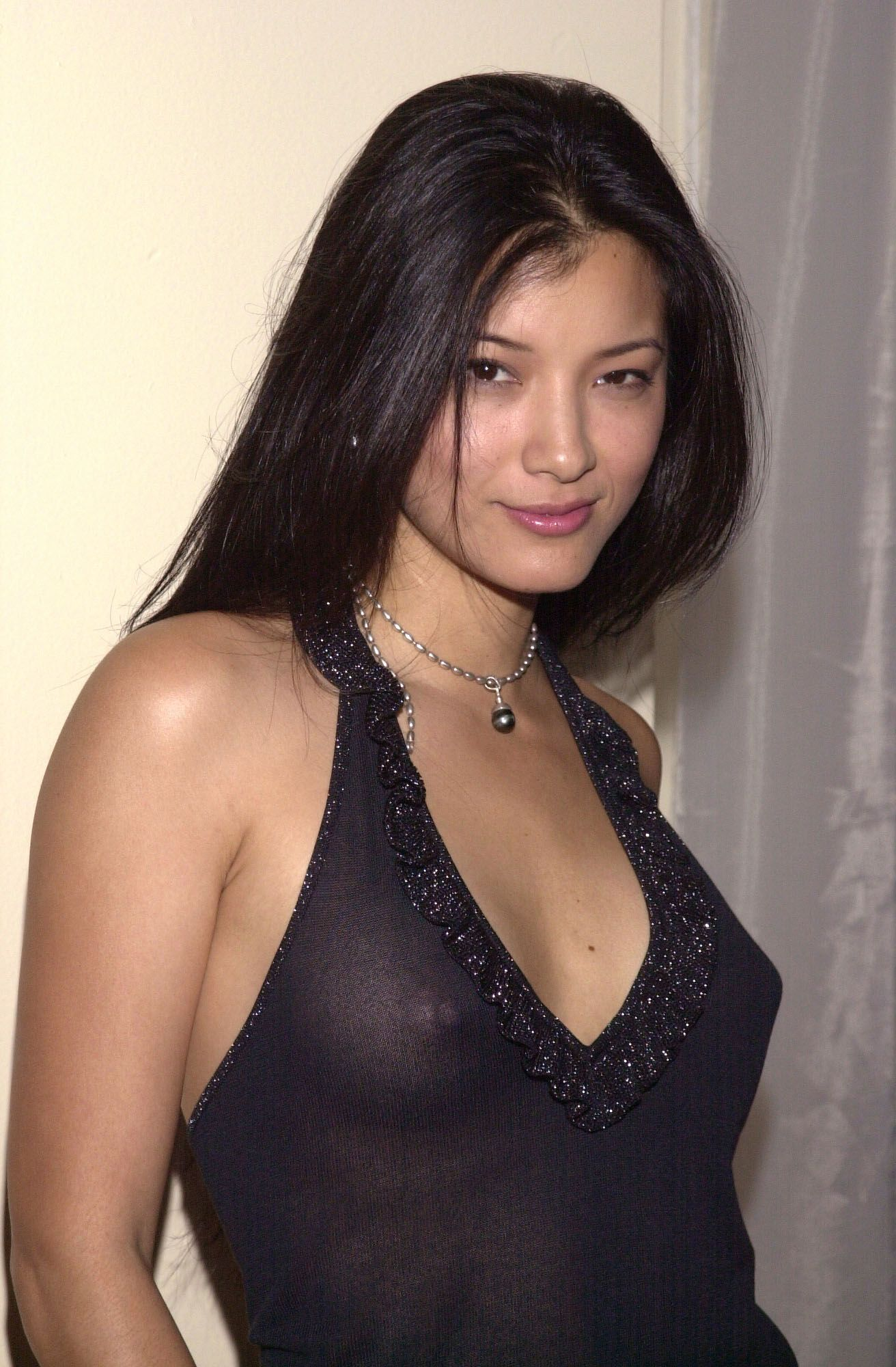 lingerie Boobs Kelly Hu naked photo 2017
