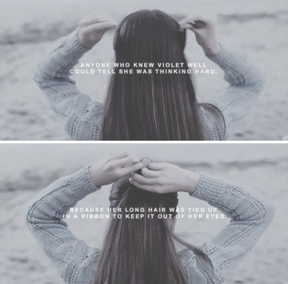 ~Violet Baudelaire~