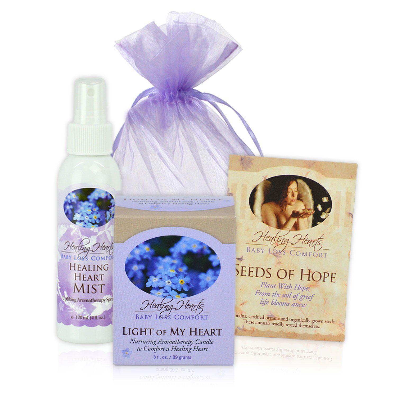 Earth Mama Angel Baby Healing Heart Comfort Kit