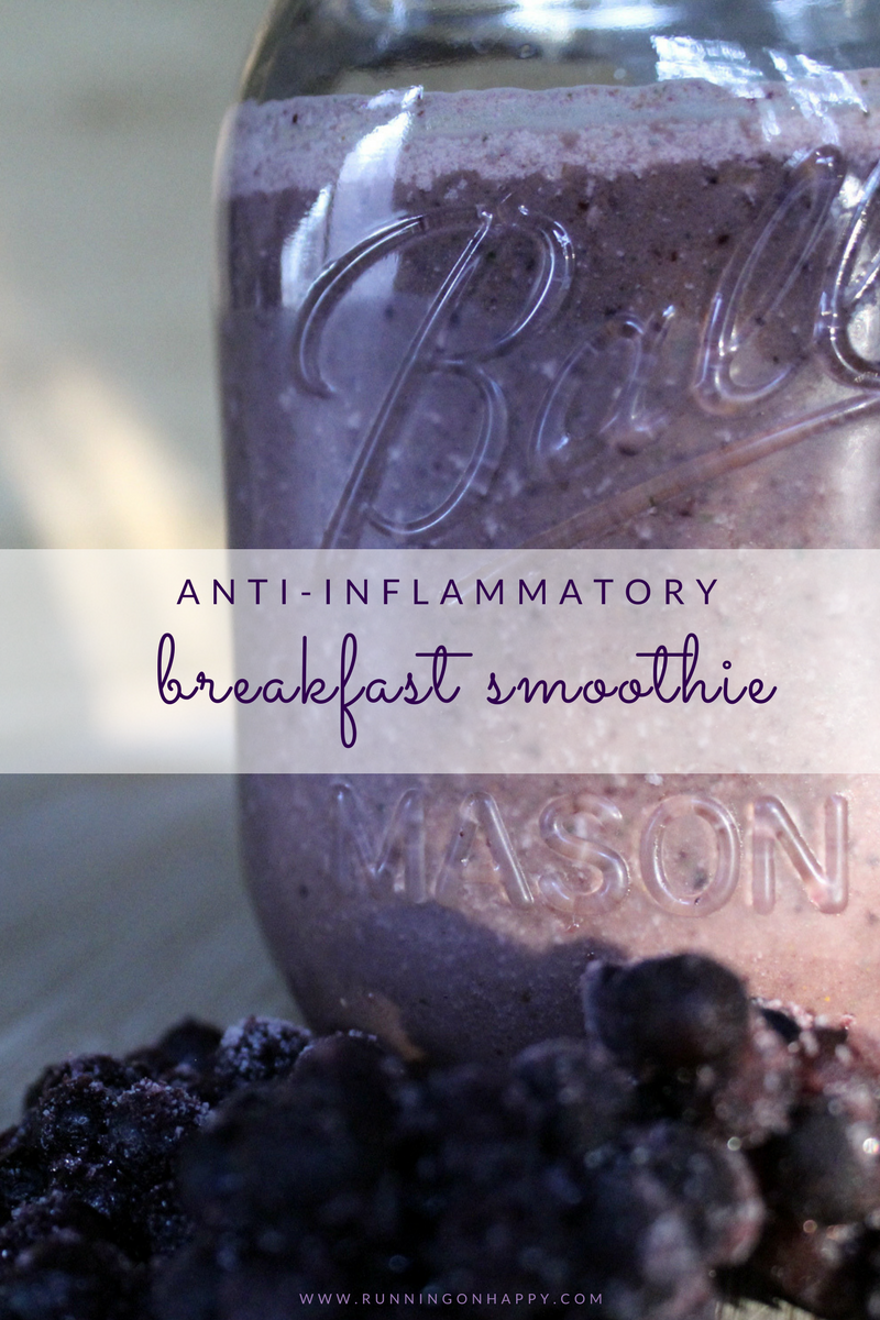 Anti-Inflammatory Tart Cherry Smoothie Recipe advise