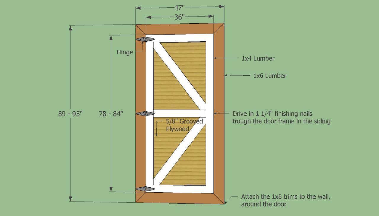 Storage Shed Plans Shed Doors Storage Shed Plans Diy Shed Plans
