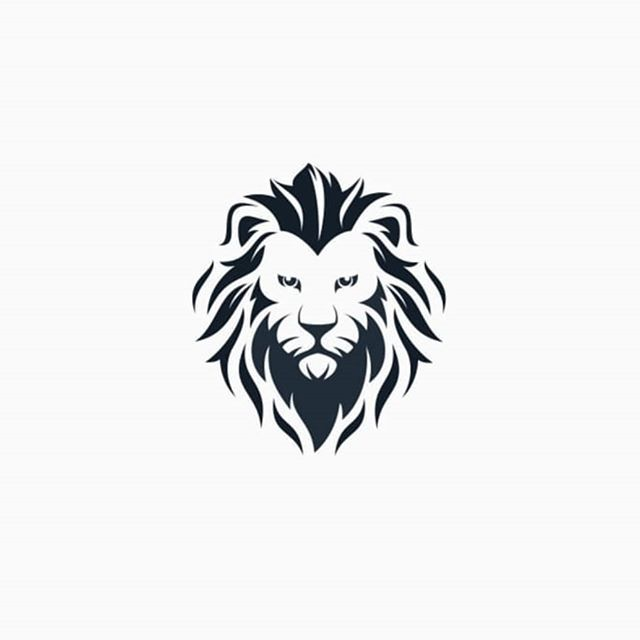 Lion design made by Garagephic Studio Follow us Logo place for daily logo design...