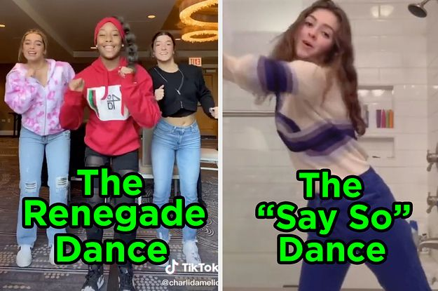 15 Tiktok Dances You Might As Well Learn If You Can T Really Leave Your Home Right Now Step Up Movies Simple Dance Easy Dance