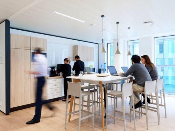 Eetkamer Borne » Ranarp hanglamp zwart blue walls interiors and ...