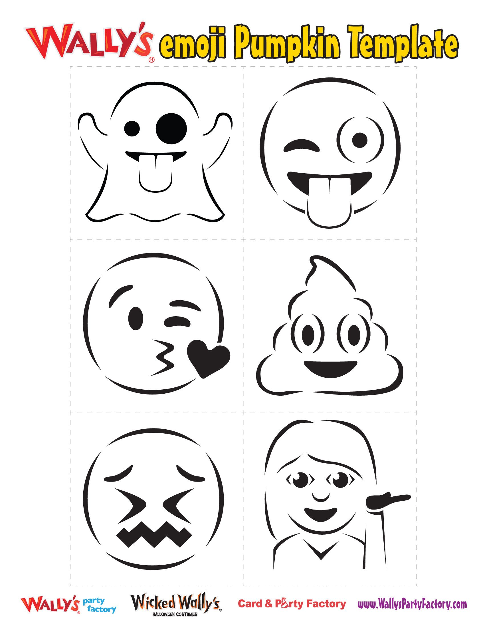photograph relating to Emoji Template Printable known as Emoji Pumpkin Templates 🎃 Cost-free Printable emoji pumpkins