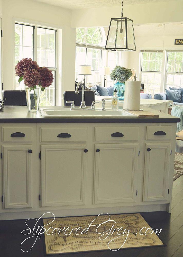 Best Kitchen Home Tour Diy Kitchen Decor Grey Kitchen 400 x 300