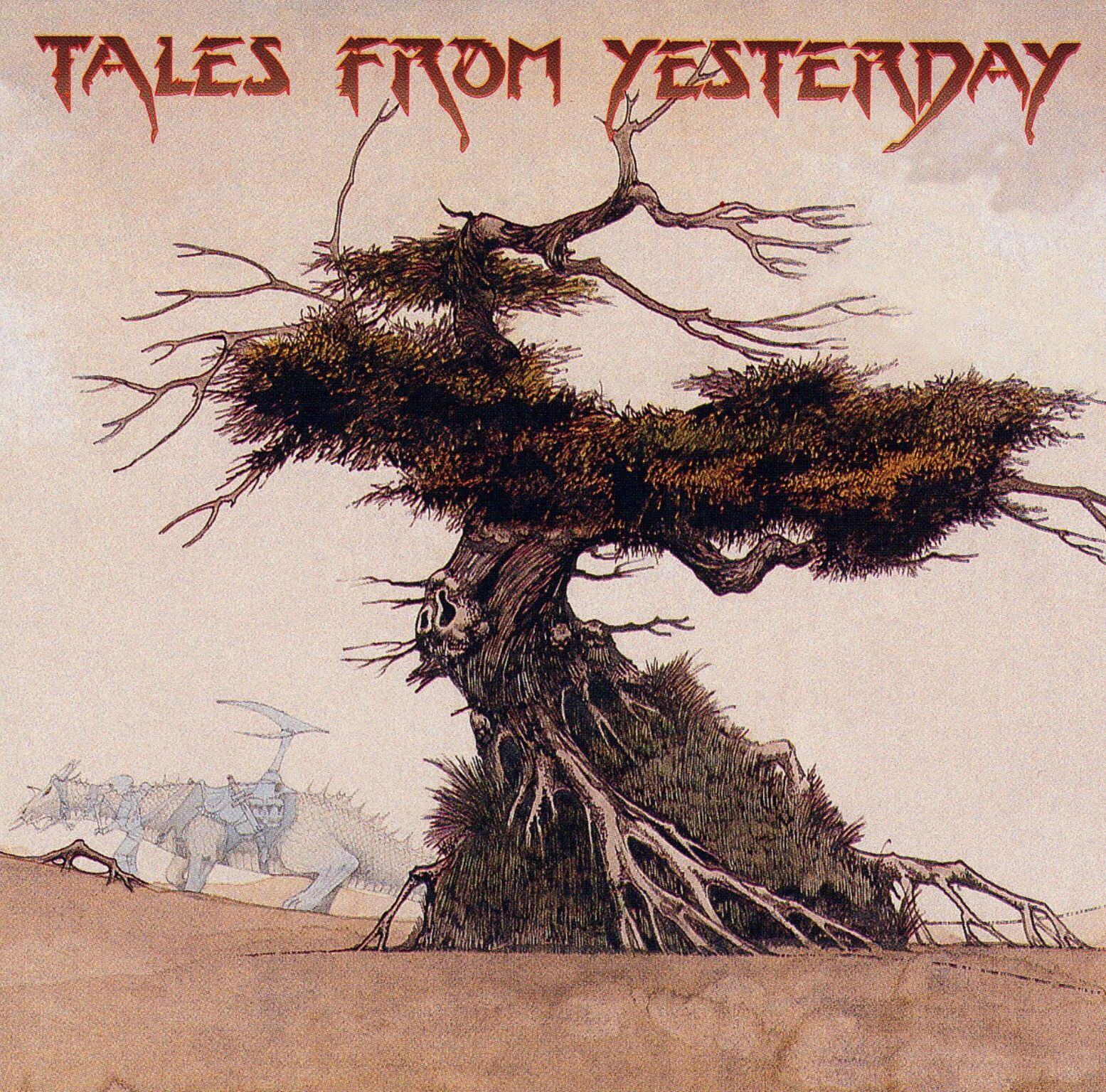 Tales From Yesterday (tribute album w/various artists