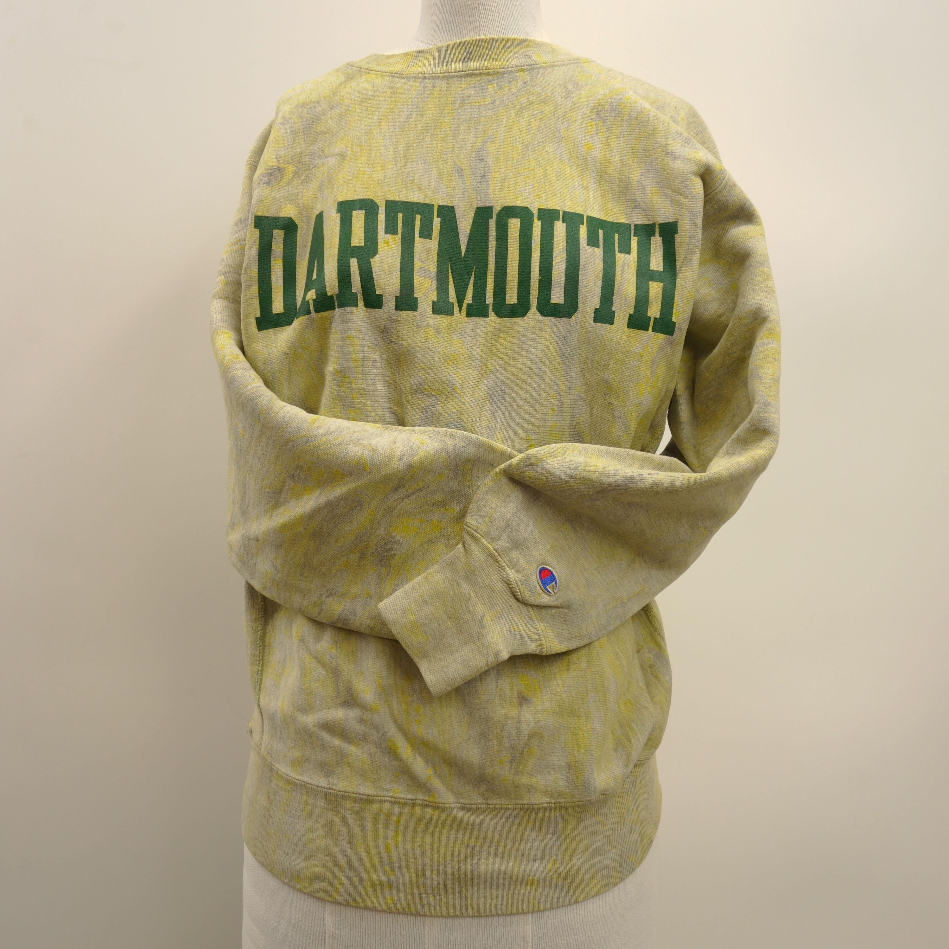 Dartmouth College Unisex Champion Sweatshirt Sweatshirts Champion Sweatshirt Sweatshirts Hoodie [ 1740 x 580 Pixel ]