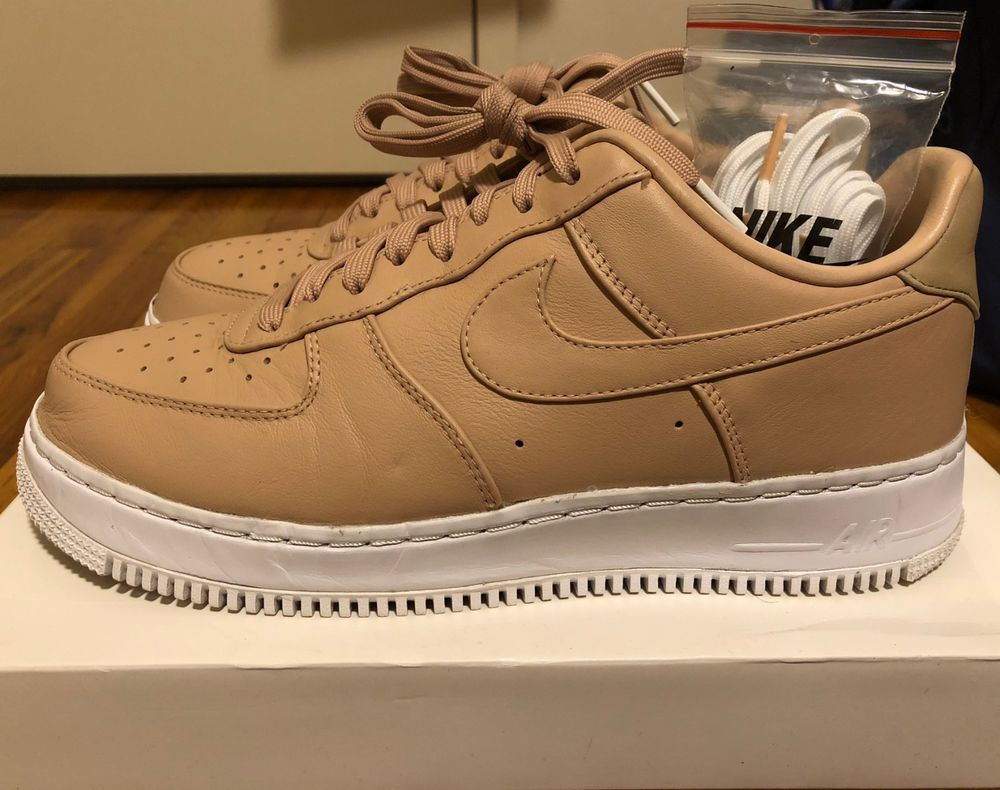 Nike Air Force 1 Low SP Vachetta Tan (555106 200) 9.5 US