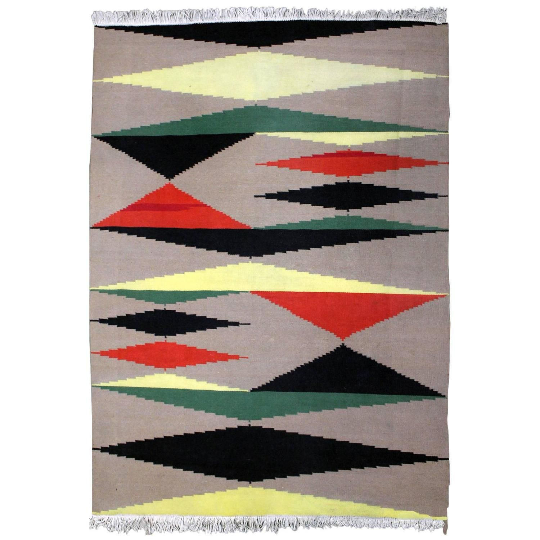 Modernist Carpet By Antonin Kybal Mit