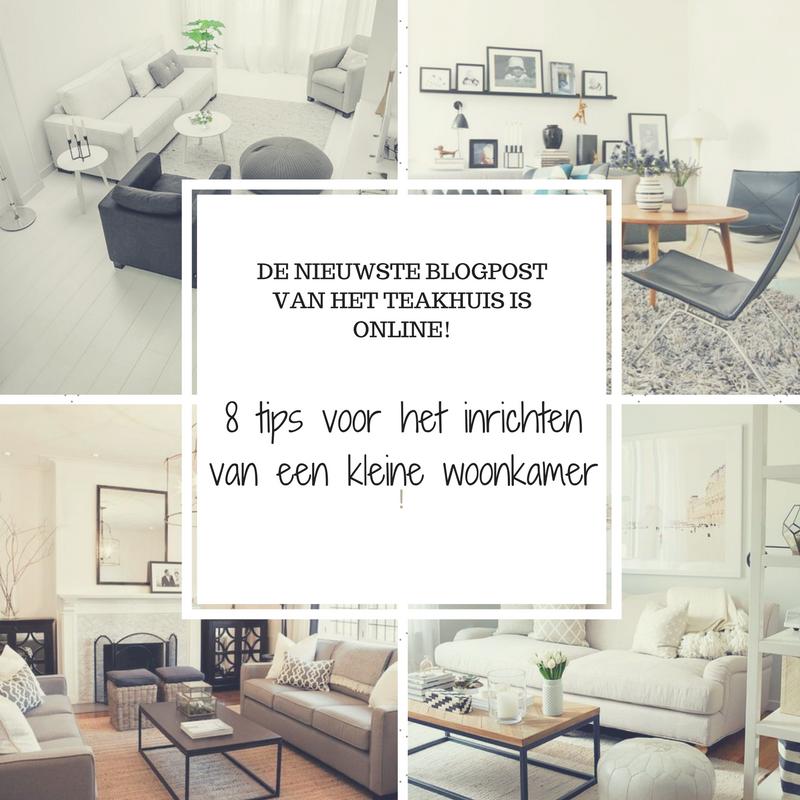 In deze blogpost 8 tips voor het inrichten van een kleine woonkamer ...