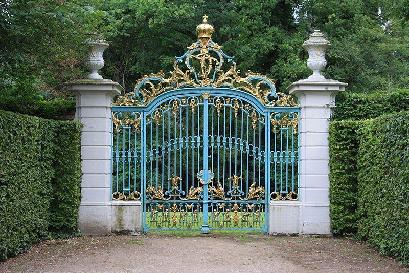 Nemecko, Mannheim-Schwetzingen Schlossgarten 10