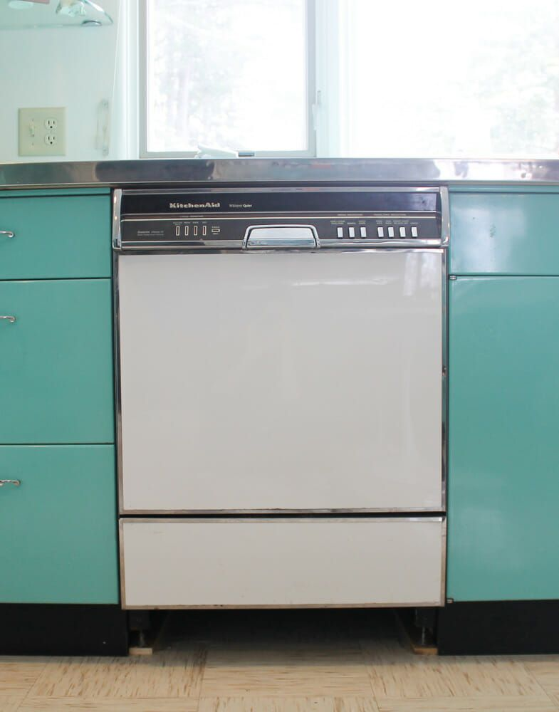 Awesome Kitchenaid Superba 21 Dishwasher Dimensions And Review Dishwasher Dimensions Kitchenaid Dishwasher Kitchen Aid