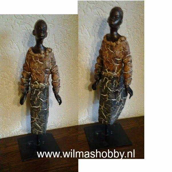 Wilma's hobby blog: Zora in Easy 3D Flex