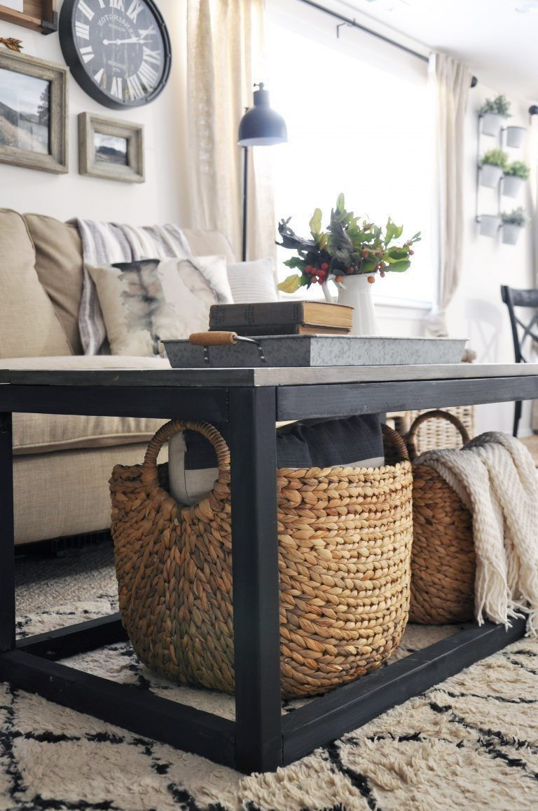 30 Amazing Design Best DIY Industrial Coffee Table On a ...