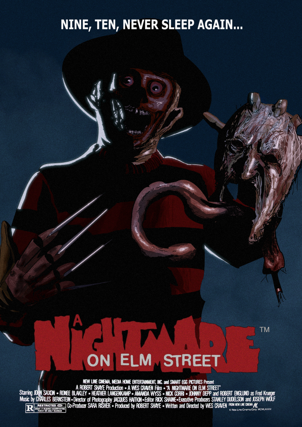 A nightmare on Elm Street: Fans have ceased to recognize Ani Lorak 07/19/2018 39