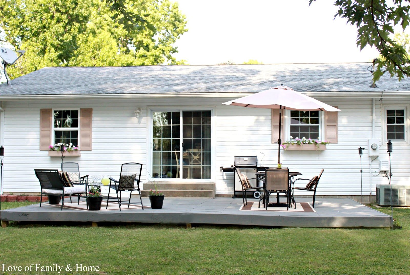 Fine Mobile Home Patio Ideas Images - Home Decorating Ideas ...