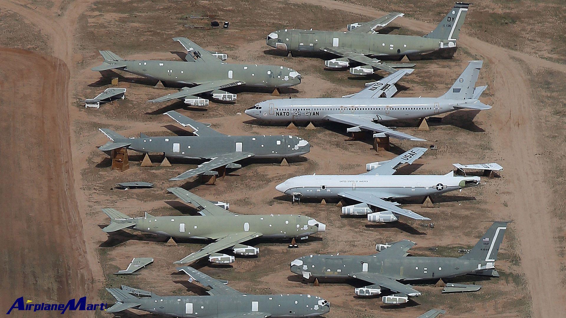 F 14 In Storage At Amarg