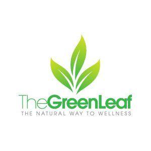 The Green Leaf Logo Design Concept | Yelp | inspiring ...