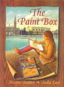 The Paint Box: Maxine Trottier, Stella East. This book is about Marietta, the daughter of the Venetian painter Tintoretto, who disguises herself as a boy to follow her father around Venice and learn how to paint.
