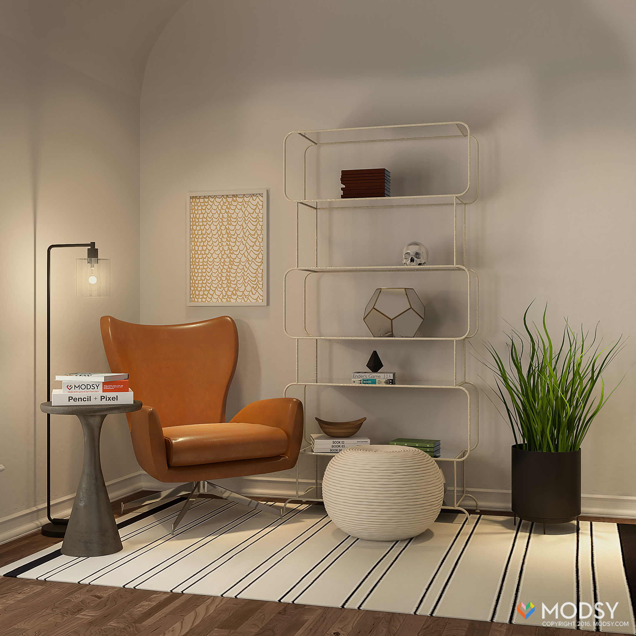 Modern Living Room Design 22 Ideas For Creating: Design Guide: Creating The Perfect Reading Nook For Any