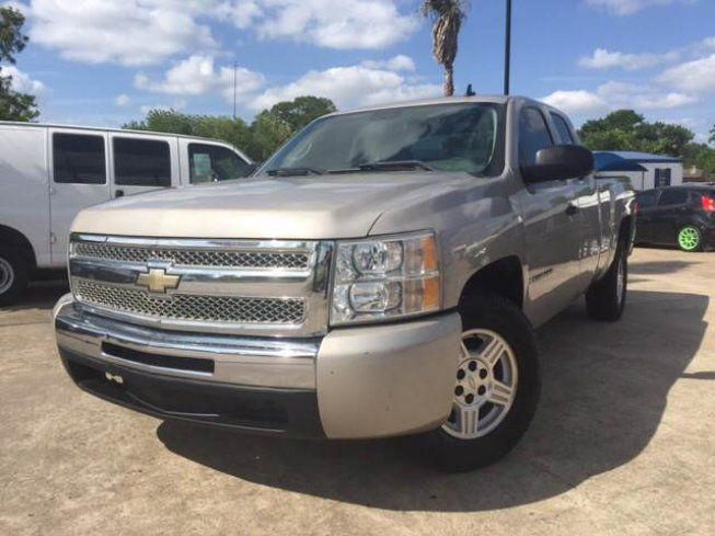 Used 2009 Chevrolet Silverado 1500 2wd Extended Cab For Sale In