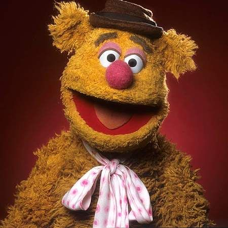 Fozzie Bear (With images) | Fozzie bear, Fozzie, Muppets