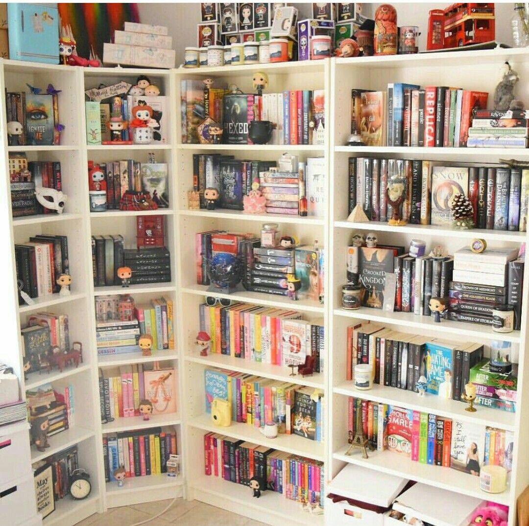 Pin von kaitlyn💫 auf bookshelves:   Pinterest   Buchhandlung ...