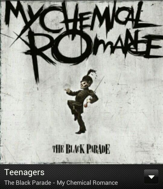 The only MCR song i have on my phone