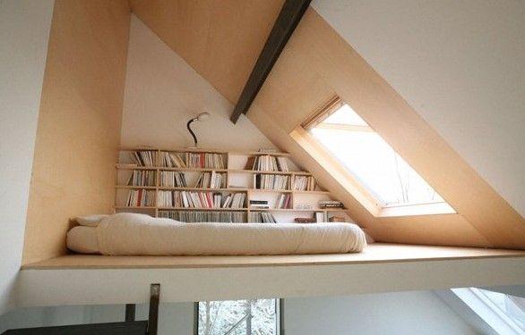 Die kleine Wohnung einrichten mit Hochhbett | Kleine wohnung ...