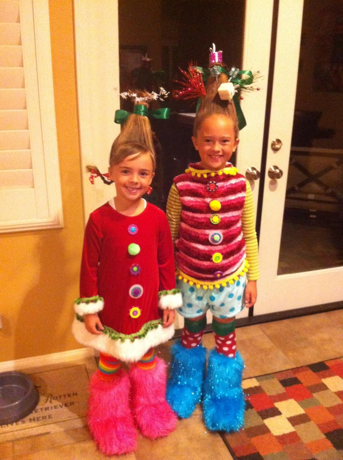 How to make your own grinch costume - Stylish Christmas Costume Ideas For Your Holiday Party