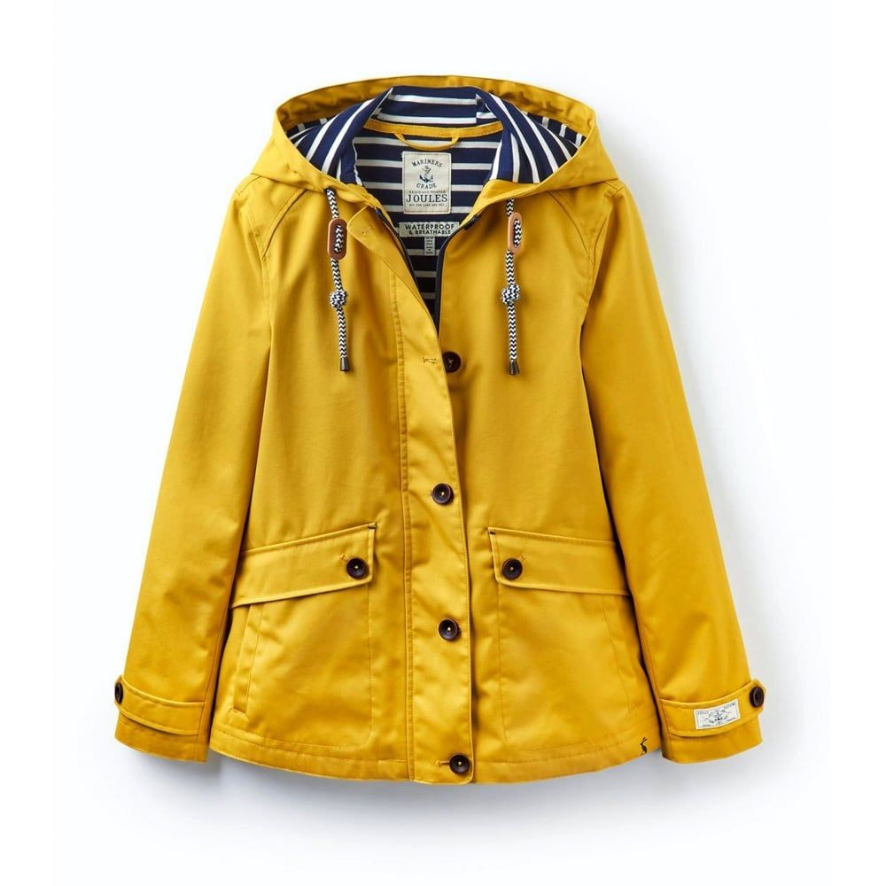 3ee07a1877ff2 Joules Coast Waterproof Hooded Ladies Jacket (W) - Jackets & Gilets from  Country House Outdoor UK