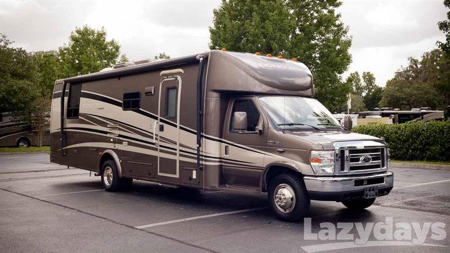 2009 Coachmen Concord Rv For Sale In Tampa Travel Trailers