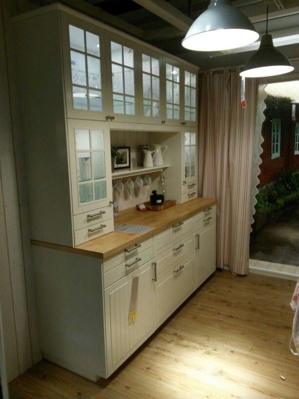 Küche Ikea (mit Bildern) | Ikea küche, Traumhaus, Küche