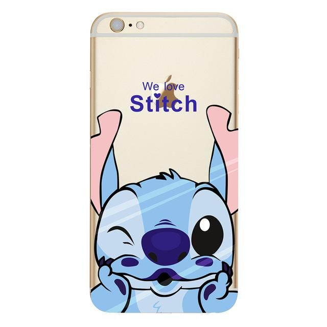 Prime Cover Note 8 TPU Mickey Minnie Case For Samsung Galaxy S5 S6 ...