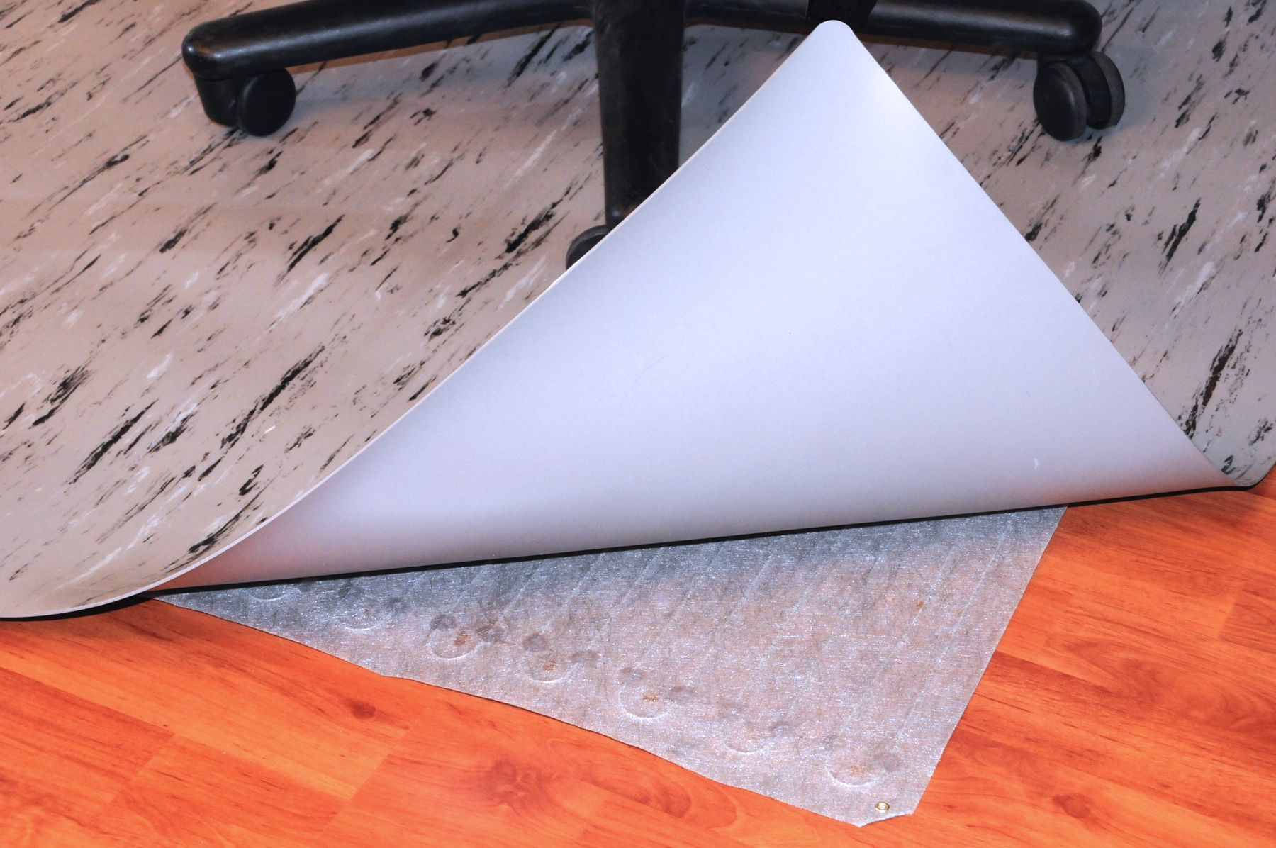Floormat Com S New Heated Chair Mat Kits Work Under Rolling Office
