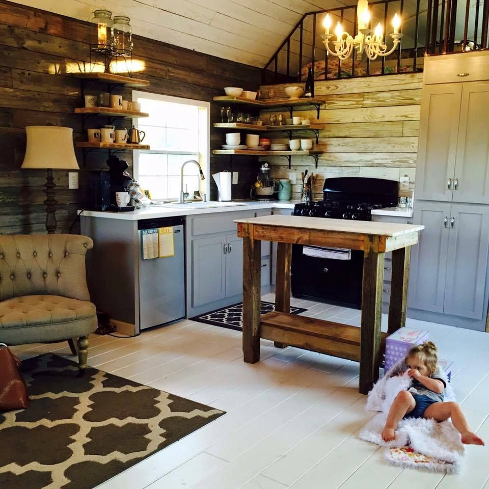 Tiny Home Designs: Do You Want A Finished Out #DerksenPortableBuilding, But