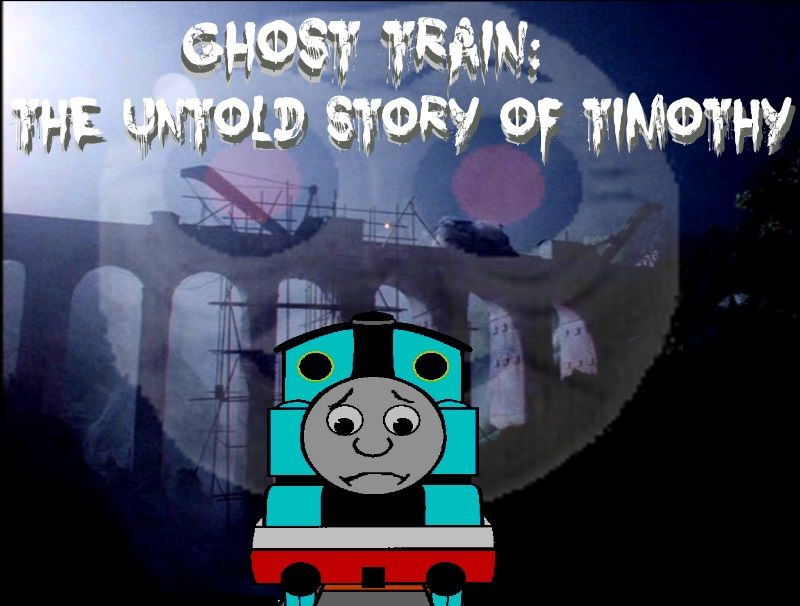 Ghost Train - The Untold Story of Timothy Poster by