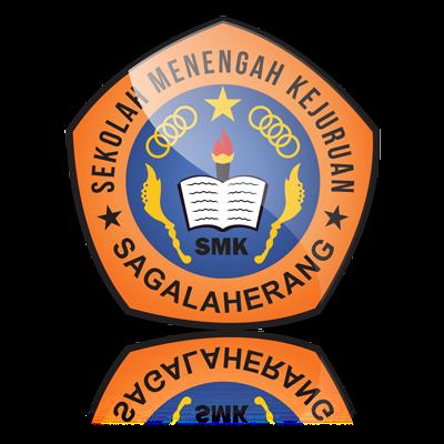 Logo SMK Sagalaherang kabupaten Subang