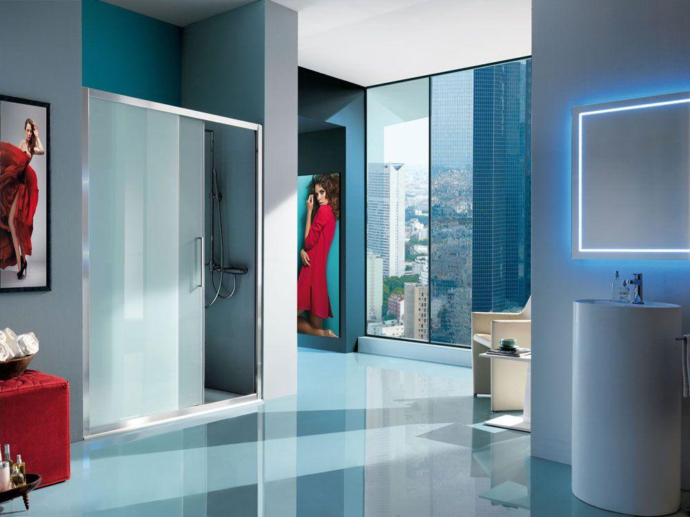 Samo, Box doccia Europa In foto è presentato il box doccia