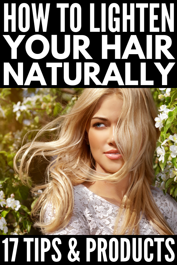10++ Lighten hair at home without damage ideas in 2021
