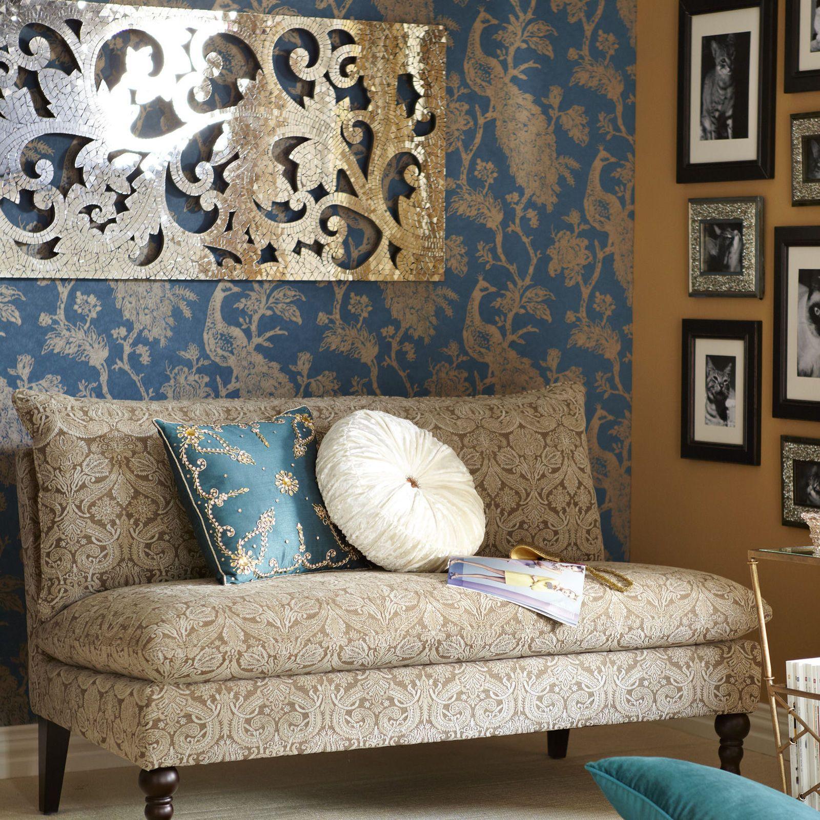 Mosaic Mirrored Wall Panel | Mirror panel wall, Furniture ...