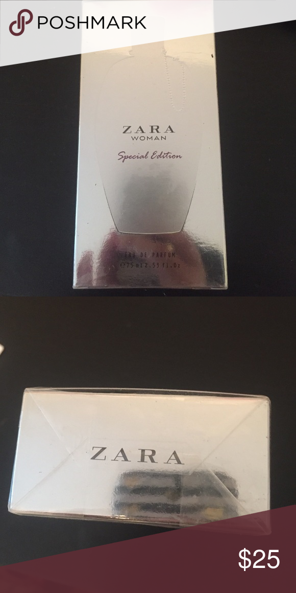 De Eau Edition Special Zara Woman Parfum XkiPZOuT