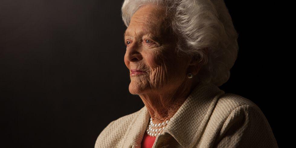 Former First Lady Barbara Bush Dies At Age 92 Barbara Bush First Lady Barbara