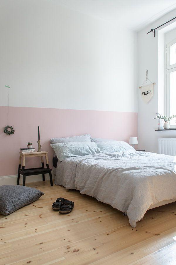 Eine Rosa Wand Nieemals Rosa Wande Schlafzimmer Wand Und