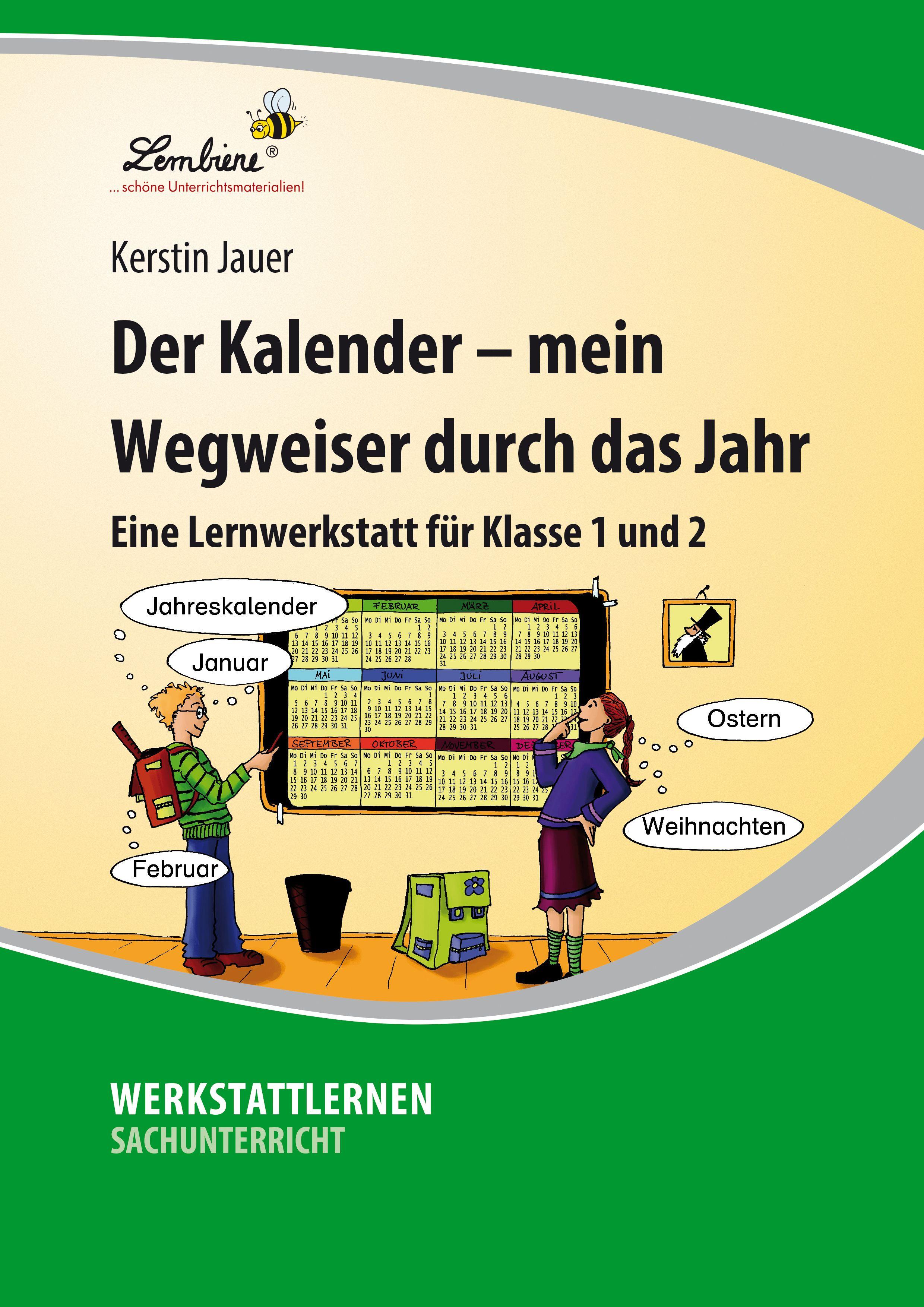 """In unserer Lernwerkstatt zum Thema """"Kalender"""" können sich die ..."""